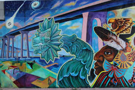 Chicano Park Murals Meanings by Chicano Park Mural Free Here