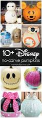 Disney Pumpkin Carving Patterns Winnie The Pooh by Best 25 No Carve Pumpkin Decorating Ideas On Pinterest Carving