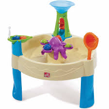 Step2 Furniture Toys by Step2 Wild Whirlpool Water Table Walmart Com