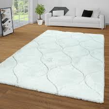 hochflor teppich bunt beige türkis braun wohnzimmer weich