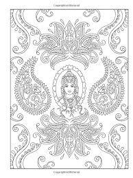 Creative Haven Magnifique Mehndi Designs Coloring Book Books Marty Noble