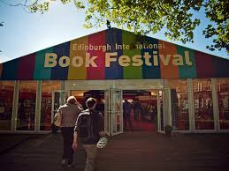 The Edinburgh International Book Festival 2012, Charlotte Square