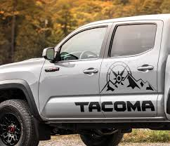 Product: Toyota Tacoma TRD Sport Mountains Expedition Graphics Side ... New 2018 Toyota Tacoma Trd Sport Double Cab 5 Bed V6 4x2 Automatic 2019 Upgrade 4 Door Pickup In Kelowna Preowned 2017 Crew Highlands Sr5 Vs 2015 4x4 Reader Review Product 36 Front Windshield Banner Decal Truck Off Chilliwack 2016 Used 4wd Lb At Feature Focus How To Use Clutch Start Cancel The I Tuned Suspension Nav