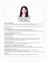 Resume Objective Sample Philippines Top Inspirational Writing Curriculum Vitae Samples Template