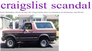 How Not To Buy A Car On Craigslist - YouTube Craigslist Wisconsin Cars And Trucks By Owner Image 2018 San Antonio Tx Yakima Monroe Louisiana Used And Chevy Ford At 4000 Would You Break A Sweat Over This 1986 Honda Civic Si From Auction To Flip How A Salvage Car Makes It Saint Louis New Orleans New Car Barn Field Hotrod Hotline Houston For Sale Fabulous Beautiful For On By Mini Truck Alburque Auto Parts Amazing B With Reverse