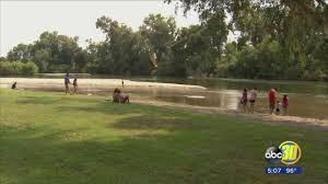 Reedley Pumpkin Patch by Residents Flock To Kings River After Reedley Beach Reopens Abc30 Com