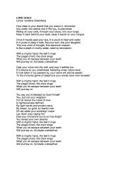Empty Chairs At Empty Tables Chords by Lyrics U2014 Harpeth Rising