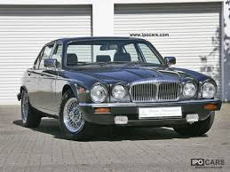 1990 Jaguar Daimler Double Six Car and Specs