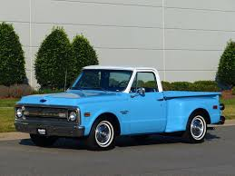 100 Chevy Stepside Truck For Sale 1969 Used Chevrolet C10 At Hendrick Performance Serving Charlotte