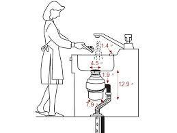 Garbage Disposal Backing Up Into Single Sink by Plumbing Question Garbage Disposal Installation Single Sink