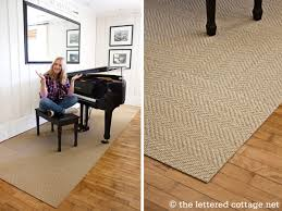 flor floor tiles as a possible area rug dining room table