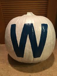 Printable Blackhawks Pumpkin Stencil by Chicago Cubs Pumpkin Fly The W Decimals Multiply Pinterest