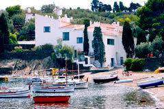 maison dali port lligat portlligat cadaques house of dali editorial photography