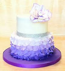 The 25 best Purple birthday cakes ideas on Pinterest