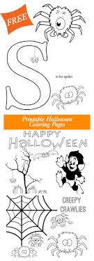 Get These Free Halloween Printable Coloring Pages From Major Hoff Takes A Wife Super Cute