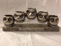 Nightmare Before Christmas Zero Halloween Decorations by Nightmare Before Christmas Jack Skellington Candle Holder New