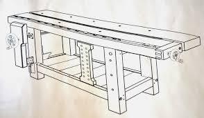 kirkwoodworking roubo workbench part i