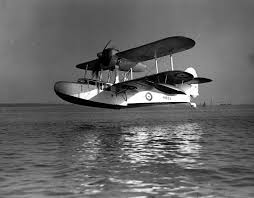 Marana Pumpkin Patch Accident by 1938 Royal Air Force Raf Supermarine Sea Otter Single Engined
