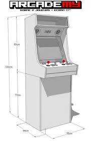 X Arcade Mame Cabinet Plans by 4 Player Pedestal Arcade Cabinet For Mame Pedestal Arcade And