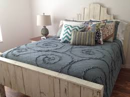 King Size Bed Frame And Headboard U2013 Headboard Designs Within King by 47 Best Pallet Bed Images On Pinterest Pallet Beds 3 4 Beds