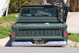 1960 Chevy C-10 Fleetside Pickup – LA Car Spotting