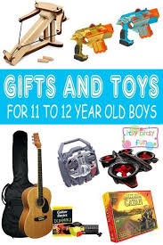 11 Cool Gift Ideas For 11 And 12 Year Old Boys