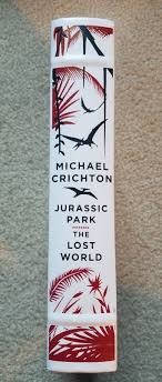 Jurassic Park/the Lost World By Michael Crichton Leather Bound ... Jurassic Parkthe Lost World By Michael Crichton Leather Bound Best 40 Ive Spent In My Life Jurassicpark Die Besten 25 Park Michael Crichton Ideen Auf Pinterest Ideas On Funny Useless Facts Collecting Toyz Barnes Noble Exclusive Funko Mystery Box World Nook Hd Pocketlint Park Collection The My And Receipt Came With Suggestions Mildlyteresting Free Travel Posters When You Preorder Bluray From