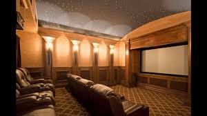 home theater wall lights ideas