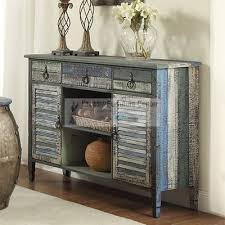 Gallery Of Rustic 4 Drawer Reclaimed Wood Accent Cabinet 950366 With Amazing Cabinets For Living Room