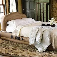 Serta Perfect Sleeper Air Mattress With Headboard by Air Mattress With Headboard Costco Home Design Ideas