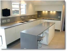 cuisine grise et plan de travail noir plan de travail cuisine gris clair awesome plan de travail cuisine