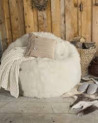 Bean Bag Chair Fluffy Superb Chairs Giant Couch Sheepskin Beanbag Xl Pillows Oversized Bags