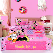 Minnie Mouse Twin Bed In A Bag by Minnie Mouse Twin Bedding Set With Beautiful Decoration Twin Bed