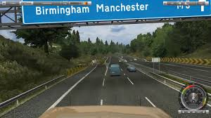 100 Uk Truck Simulator HOW BIG IS THE MAP In UK Drive Across The Map YouTube
