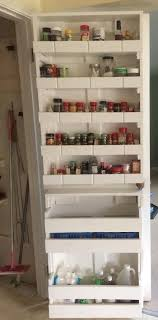 Ravenswick Home Made Back of Door Spice Rack