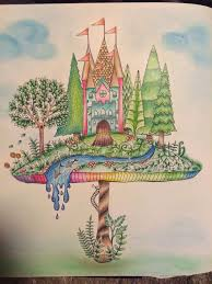 Johanna Basford Colouring Gallery Enchanted Forest Book By Me