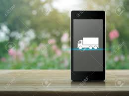 Truck Flat Icon On Modern Smart Phone Screen On Wooden Table.. Stock ... China Newest Mobile Phone Usb Emergency Wireless Charger In Truck Gadar Case Covers Oyehoe Nyc Tpreneurs Offer 1 Cellphone Parking Spot The Blade Work Desk W Power Invter And Cell Mount By Autoexec Feature Phone Smartphone Food Truck Hamburger Smartphone Png Pearl Magnetic Car Vent Or Dashboard Holder Universal Vehicle Air Drink Cup Bottle Arkon Seat Rail Floor For Apple Iphone Scozos Grey 4 Silicone Soft Cover For Huawei P9 P10 On The City Map Screen Of Mobile Stock Lg Stylo 3 Armor Screen Protector Var14 Monster Long Neck Cartruck Gpssmart