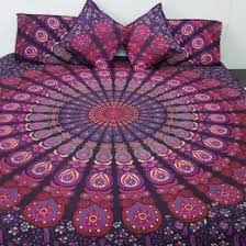 King Mandala Bedding and Duvet Covers Set Fairdecor