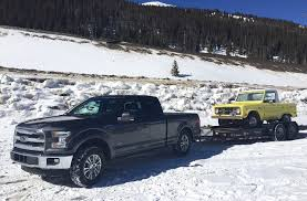 2015 Ford F-150 2.7L EcoBoost: Ike Gauntlet Extreme Towing [Video ... Dropsidestailgate2jpg Trailer Hitch Weight Classes Custom Trucks The Truth About Towing How Heavy Is Too For Dump Truck Tow Dodge Journey Best Camper With Luxury Type Fakrubcom 191 Best Tow Hitch Attachments Images On Pinterest Tools Tractors Titan Triple Ball For 2 Class Iiv Receiver W Nomads Our Volvo Toter Reese Flipup Step Flipped Up Towing Hitch4jpg Hammock Chair Gearnova