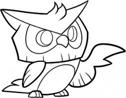 How To Draw An Animal Jam Owl Step 7