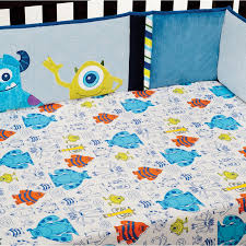 Curious George Toddler Bedding by Monster Crib Bedding Monster Crib Bedding Decorating Ideas