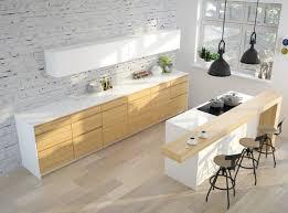 parquet flottant dans une cuisine parquet cuisine castorama excellent dco carrelage salle de bain