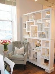 trennwände wohnzimmer regal als raumteiler wohnideen