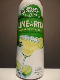 Bud Light Lime A Rita the daily blackoutthe daily blackout
