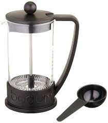 1 Cup French Press Coffee One