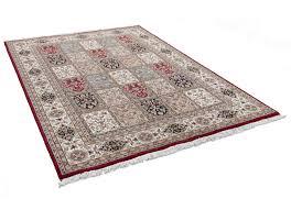 brücken und teppiche geknüpft größe 103 brücke 60x90 cm rot