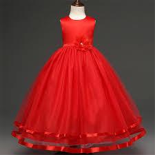 cheap flower girl junior bridesmaid dresses aliexpress