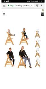 Hauck High Chair From 6 Months To Adult In B7 Birmingham Für ... Hauck High Chair Beta How To Use The Tripp Trapp From Stokke Alpha Bouncer 2 In 1 Grey Wooden Highchair Wooden High Chair Stretch Beige 4007923661987 By Hauck Sitn Relax Product Animation 3d Video Pooh Seat Cushion For Best 20 Technobuffalo Plus Calamo Grow With You Safety 1st Timba Wood