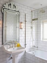 2x8 Subway Tile White by Beveled Subway Tile On A Wall U2014 Cabinet Hardware Room