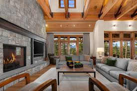 Cascade Mountain Home | Michelle Yorke Interior Design Modern Mountain Home Interior Design Billsblessingbagsorg Homes Fisemco Rustic Style Lake Tahoe Home Surrounded By Forest Offers Rustic Living In Montana Way Charles Cunniffe Architects Interiors Goodly House Project V Bcn Design Fniture Emejing Suntel Ideas Best 25 Cabin Interior Ideas On Pinterest Log Interiors